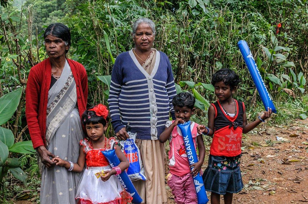 Tamilian family