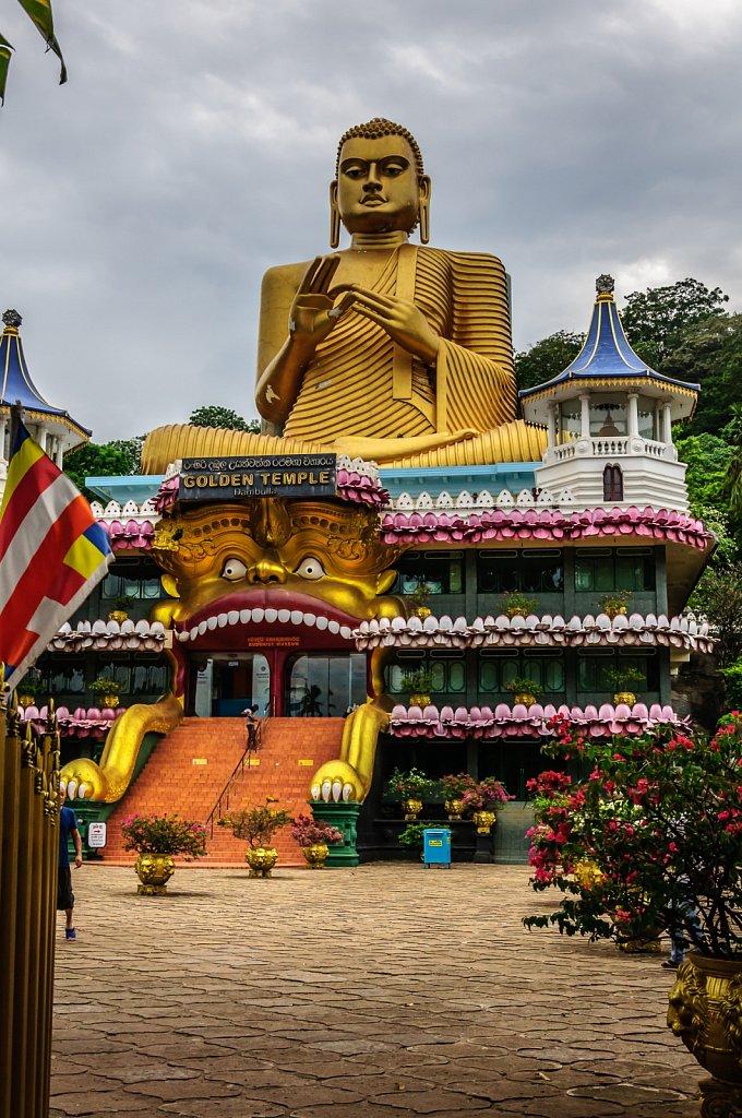Buddhistic Temple