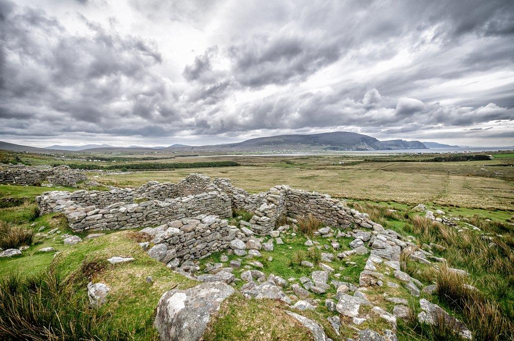 Lost place - Achill Island